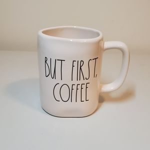 New Rae Dunn 'But First Coffee' Mug